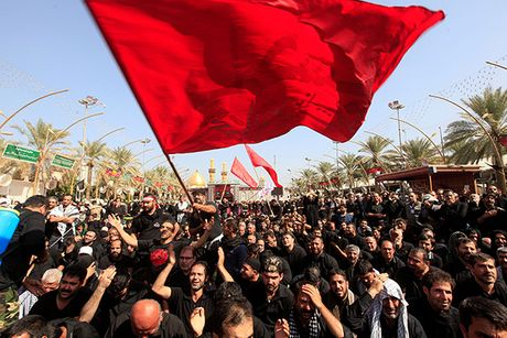 Can canh le hoi Ashoura cua nguoi Hoi giao dong Shiite - Anh 6