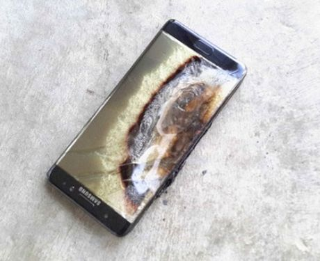 Thu hoi Galaxy Note 7, The Gioi Di Dong hoan lai tien 100% - Anh 1