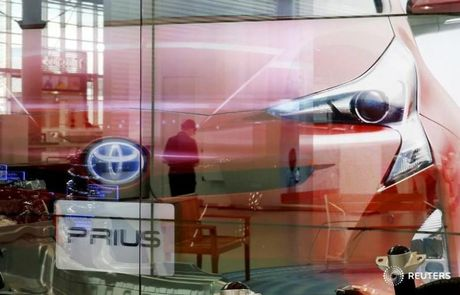 Toyota trieu hoi 340.000 xe Prius - Anh 1