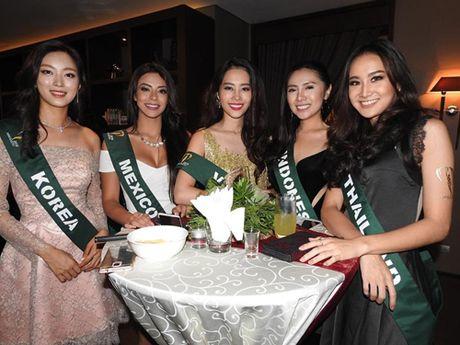 Nam Em dien vay giong Pham Huong gay chu y tai Miss Earth 2016 - Anh 7