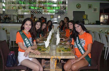 Nam Em dien vay giong Pham Huong gay chu y tai Miss Earth 2016 - Anh 9