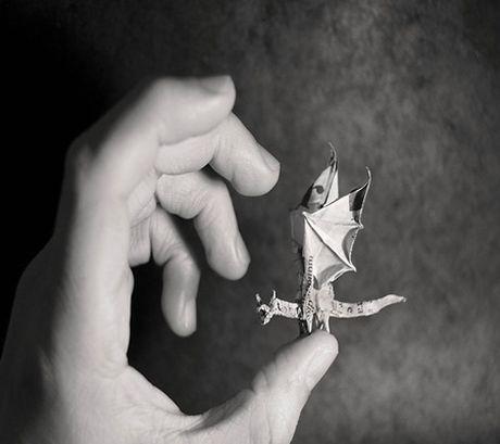 Ngam bo suu tap origami dong vat sinh dong cua nghe si Tay Ban Nha - Anh 10