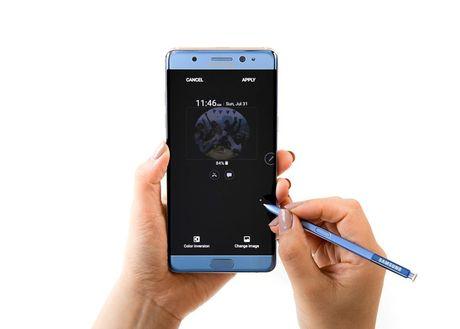 Samsung chinh thuc thu hoi Galaxy Note7 va hoan tien 100% tai Viet Nam - Anh 1