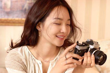 Choang voi su hao phong cua ho ly Shin Min Ah - Anh 1