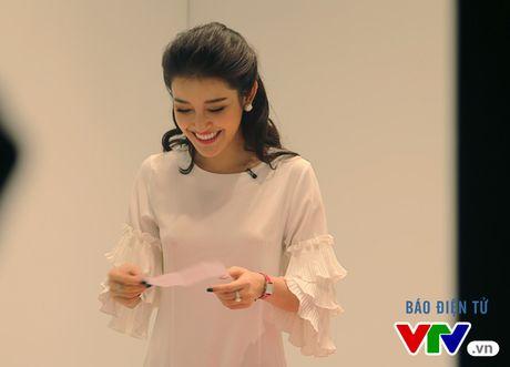 """A hau Huyen My dep diu dang voi dam """"banh beo"""" - Anh 7"""