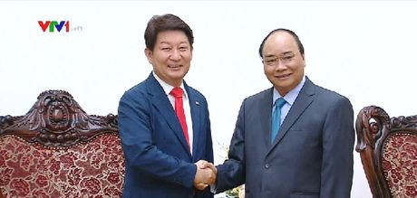 Nhieu doanh nghiep Han Quoc mong muon dau tu tai Viet Nam - Anh 1