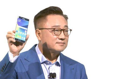 Hanh trinh tu 'Hero thanh Zero' cua Samsung Galaxy Note 7 - Anh 1