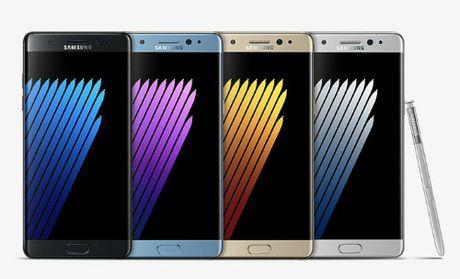 Hanh trinh tu 'Hero thanh Zero' cua Samsung Galaxy Note 7 - Anh 3