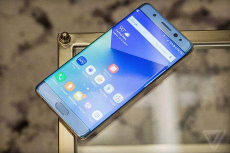 Hanh trinh tu 'Hero thanh Zero' cua Samsung Galaxy Note 7 - Anh 4