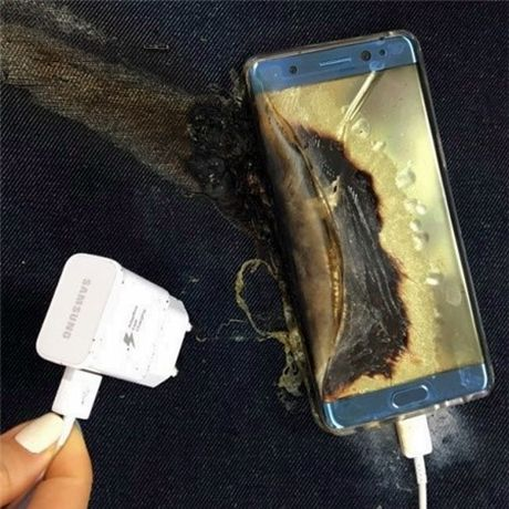 Hanh trinh tu 'Hero thanh Zero' cua Samsung Galaxy Note 7 - Anh 5
