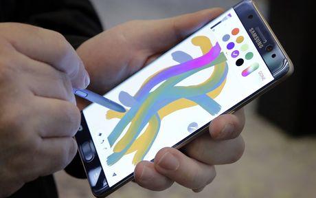 Hanh trinh tu 'Hero thanh Zero' cua Samsung Galaxy Note 7 - Anh 7