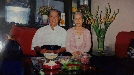 Xuc dong chuyen ve nguoi bo mac benh mat tri nho cua dien vien Van Anh - Anh 1