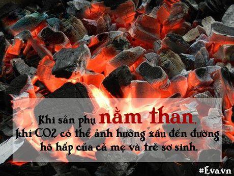 "Nhung sai lam ""chet nguoi"" ve chuyen kieng cu sau sinh cua me Viet - Anh 1"