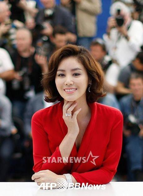'Me' Lee Min Ho hoi ngo 'con trai' sau 3 nam - Anh 1