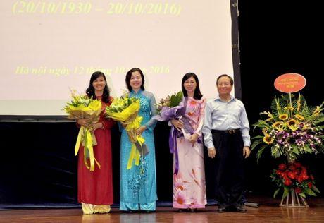 Bo Tai chinh ky niem 86 nam Ngay thanh lap Hoi Lien hiep Phu nu Viet Nam - Anh 1