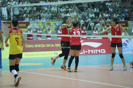 Lining Viet Nam lan thu 12 dong hanh cung VTV Cup - Anh 2