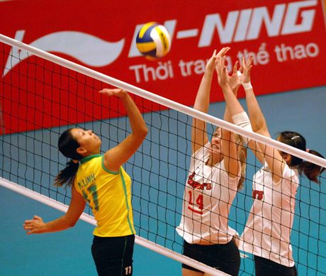 Lining Viet Nam lan thu 12 dong hanh cung VTV Cup - Anh 4