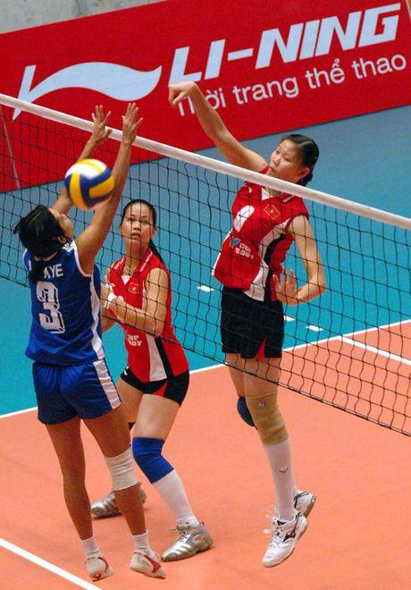 Lining Viet Nam lan thu 12 dong hanh cung VTV Cup - Anh 5