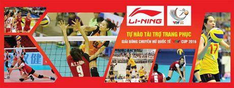 Lining Viet Nam lan thu 12 dong hanh cung VTV Cup - Anh 6