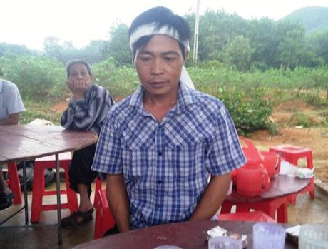 San phu tu vong voi manh xuong trong tu cung: Chong san phu to bac si tac trach - Anh 1