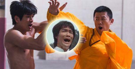 Fan Trung Quoc gian du: Nguoi My dang boi nho Ly Tieu Long - Anh 1