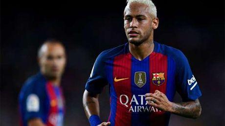 PSG dung 250 trieu dola de san chu ky Neymar - Anh 1