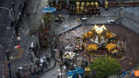 Thai Lan that chat an ninh thu do vi lo khung bo - Anh 1