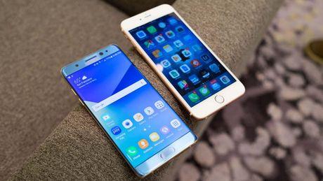 Du Galaxy Note7 co bi ngung san xuat, Apple cho voi mung: Xu huong Android nghien nat iOS la khong the cuong lai - Anh 4