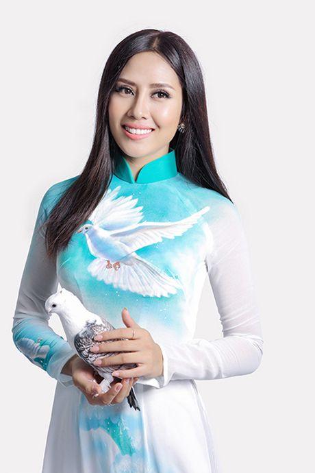 Nguyen Thi Loan mang 'uoc vong hoa binh' toi My - Anh 3