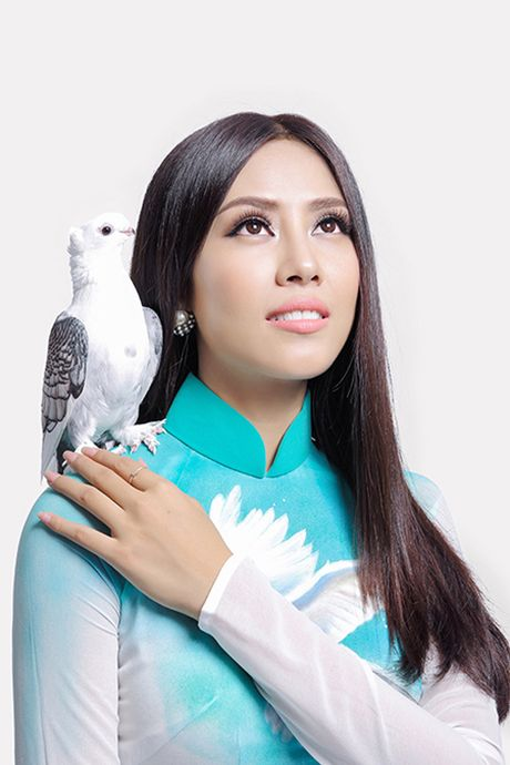 Nguyen Thi Loan mang 'uoc vong hoa binh' toi My - Anh 5