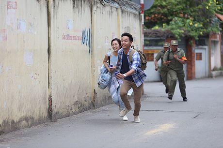 Hotboy Banh gio va thien than Thai Lan cung 'dua nhau di tron' - Anh 1