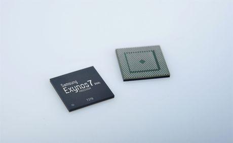 Samsung dang san xuat hang loat chip Exynos 7270 Dual - Anh 2