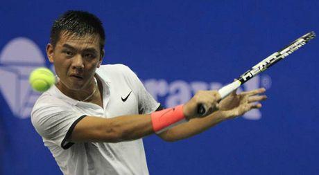 Lap ky tich, Ly Hoang Nam nhe nhang vuot vong 1 Vietnam Open 2016 - Anh 1