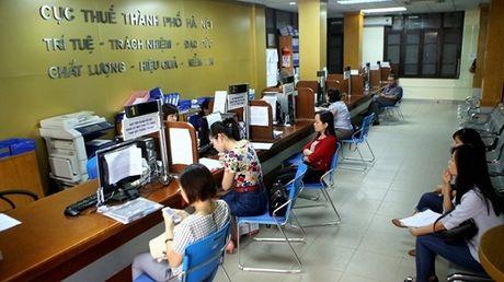 "145 doanh nghiep co ten trong ""danh sach den"" no thue - Anh 1"