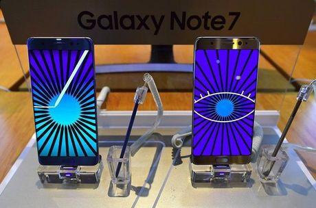 Samsung Vina khong chiu trach nhiem ve Galaxy Note 7 sau ngay 18/11 - Anh 1