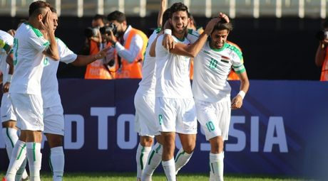 Tham bai truoc Iraq, Thai Lan hep cua du World Cup 2018 - Anh 1