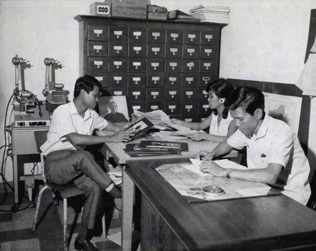 Anh doc ben trong dai truyen hinh Sai Gon truoc 1975 - Anh 3