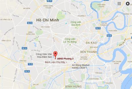 TPHCM: Phat hien chi huy truong quan su phuong chet canh mot khau sung - Anh 1