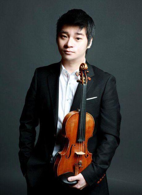 Nghe si violin noi tieng Han Quoc dot tu trong xe taxi - Anh 1