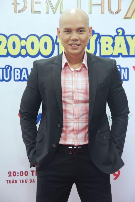 Ba xa Phan Dinh Tung pha le cam mic cung chong tai Sai Gon Dem Thu 7 - Anh 5