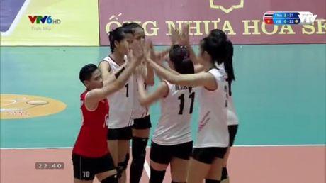 Tuyen bong chuyen nu Viet Nam vs Chonburi (Thai Lan): Cuoc 'thu nghiem' cho tran chung ket? - Anh 2