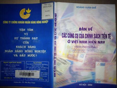 Xem lai luan cu ong Hoang Xuan Que khoi kien cuu Bo truong Bo GD&DT Pham Vu Luan - Anh 1