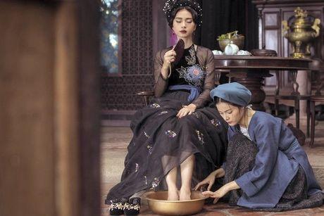 Ngo Thanh Van: Suc hut tu anh hao quang cua 'nguoi dung sau' - Anh 5