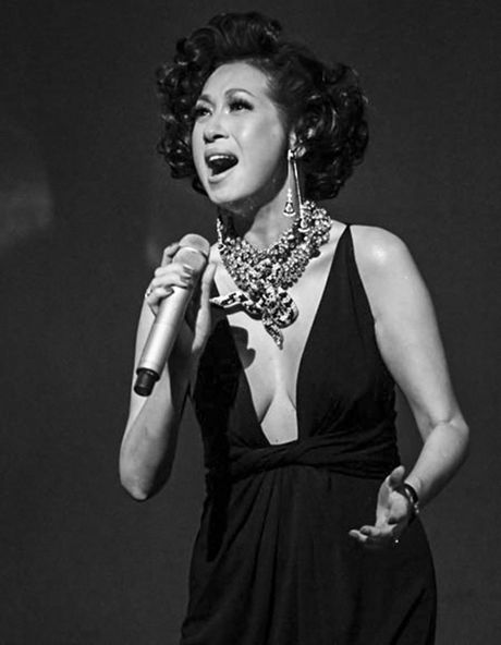 Uyen Linh mong duoc song ca voi Tuan Ngoc - Anh 5