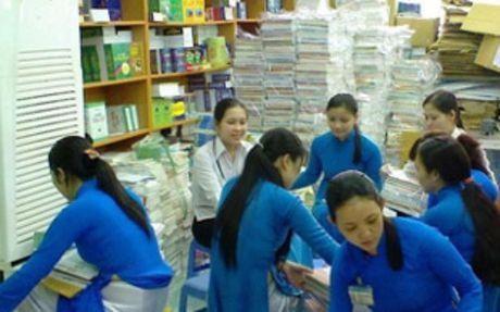 Sach & Thiet bi Binh Thuan (BST): 9 thang lai 1,3 ty dong hoan thanh 78% ke hoach ca nam 2016 - Anh 1