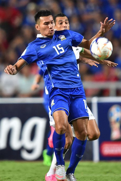 Vo mong World Cup, Thai Lan con vo doi ve... danh nguoi va choi xau - Anh 2