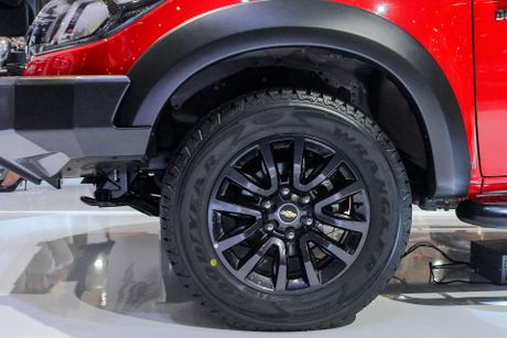 Anh Chevrolet Colorado 2017 moi ve Viet Nam - Anh 5