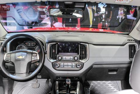 Anh Chevrolet Colorado 2017 moi ve Viet Nam - Anh 7