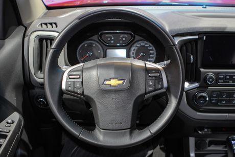 Anh Chevrolet Colorado 2017 moi ve Viet Nam - Anh 8