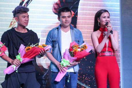 Hoa Minzy den chuc mung Vo Ha Tram ra mat MV moi - Anh 10